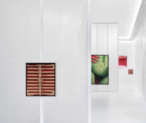 100mph: Rebecca Ackroyd at Peres Projects