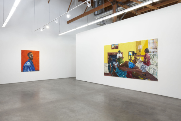 Don't Take This Too: Ludovic Nkoth at François Ghebaly