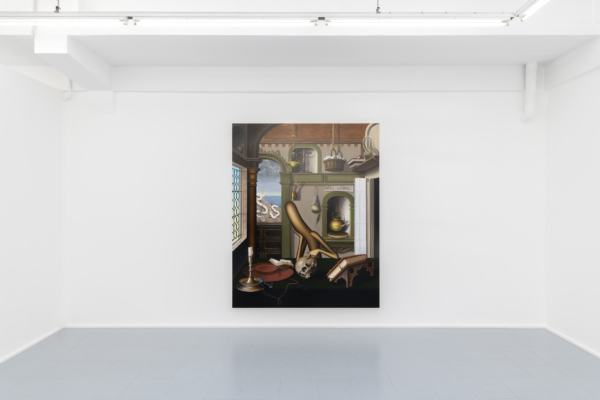 Speculative Objects: Emily Mae Smith at rodolphe janssen
