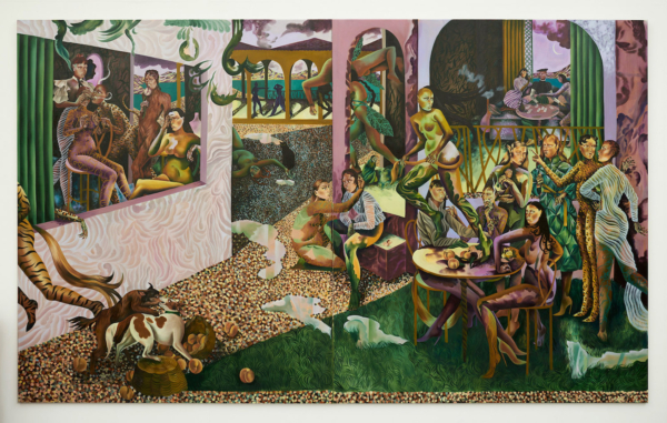 Something Vexes Thee? : Jessie Makinson at François Ghebaly, Los Angeles