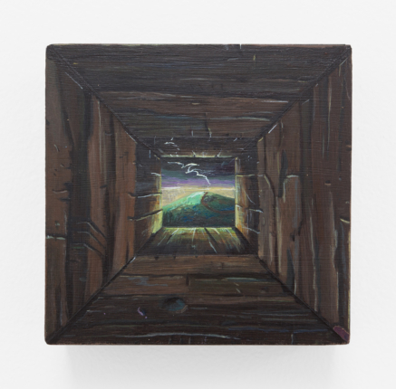 Midnight Everywhere: Alexander Harrison at Various Small Fires