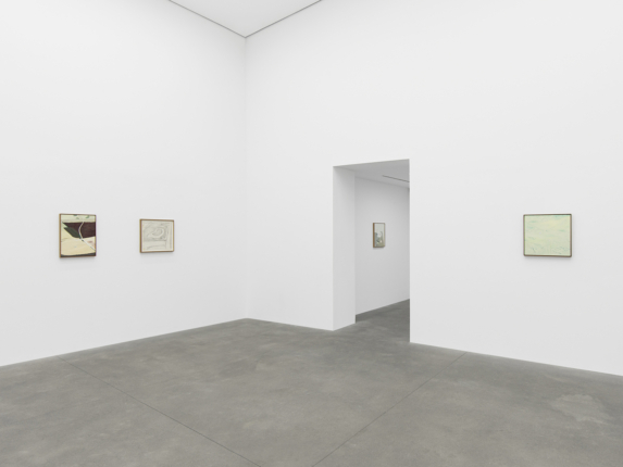 Carol Rhodes at Alison Jacques Gallery