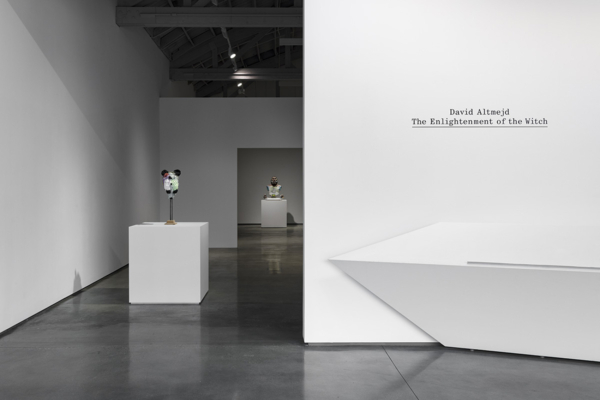 The Enlightenment of the Witch: David Altmejd at David Kordansky Gallery